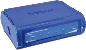 TRENDNET TE100-S5 5-PORT 10/100MBPS SWITCH