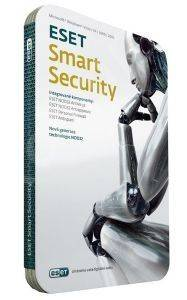ESET SMART SECURITY RETAIL PACK, HOME EDITION, 1 YR