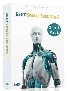 ESET SMART SECURITY SERIAL NUMBER, HOME EDITION, 2 YR