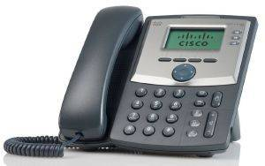 CISCO SPA303 3LINE IP PHONE