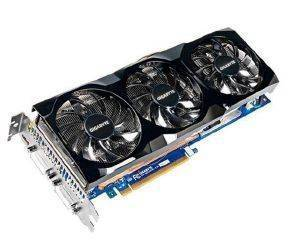 GIGABYTE GEFORCE GTX570 GV-N570OC-13I OVERCLOCK 1.3GB PCI-E RETAIL