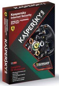 KASPERSKY INTERNET SECURITY SPECIAL FERRARI EDITION 1-DESKTOP 1 YEAR BASE BOX υπολογιστές εφαρμογεσ antivirus   antispyware