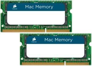 CORSAIR CMSA8GX3M2A1066C7 SO-DIMM 8GB (2X4GB) PC3-8500 DUAL CHANNEL KIT