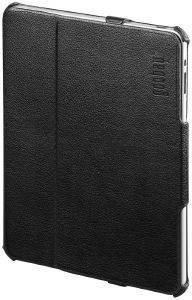 GOOBAY 43097 LEATHER CASE FOR IPAD 3 BLACK