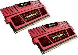CORSAIR CMZ8GX3M2A1600C8R VENGEANCE 8GB  2X4GB  DDR3 PC3 12800 1600MHZ DUAL CHANNEL KIT