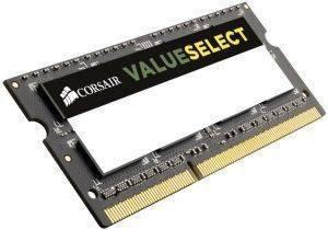 CORSAIR CMSO4GX3M1A1600C11 VALUE SELECT 4GB SODIMM DDR3 1600MHZ PC312800