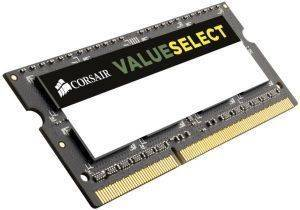 CORSAIR CMSO8GX3M1A1600C11 VALUE SELECT 8GB SODIMM DDR3 1600MHZ
