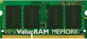 KINGSTON KVR16S11S8/4 4GB SO-DIMM DDR3 1600MHZ PC3-12800 VALUE RAM