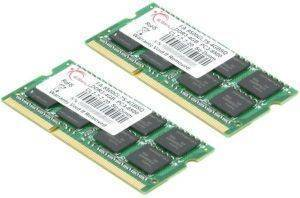 G.SKILL FA-8500CL7S-4GBSQ 4GB (2X2GB) SO-DIMM DDR3 PC3-8500 1066MHZ FOR MAC DUAL CHANNEL KIT