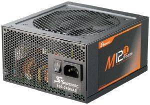 SEASONIC M12II-850 BRONZE 850W υπολογιστές τροφοδοτικα 800 900 watt