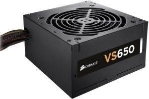 CORSAIR VS SERIES VS650 - 650W POWER SUPPLY  600 700 watt