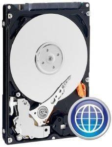 WESTERN DIGITAL WD5000LPVX BLUE 500GB 2 5  SATA3