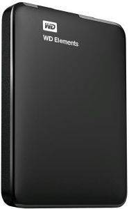 WESTERN DIGITAL WDBUZG0010BBK ELEMENTS 1TB USB3.0 BLACK