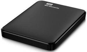 WESTERN DIGITAL WDBU6Y0020BBK ELEMENTS PORTABLE 2TB USB3.0 BLACK