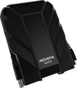 ADATA DASHDRIVE DURABLE HD710 2.5'' PORTABLE HDD 500GB USB3.0 BLACK