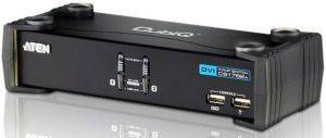 ATEN CS1762A USB2.0 DVI KVMP SWITCH