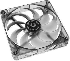BITFENIX SPECTRE 140MM FAN BLUEE LED - BLACK
