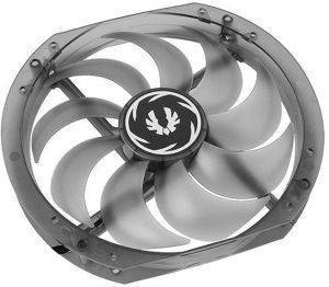 BITFENIX SPECTRE 230MM FAN GREEN LED - BLACK