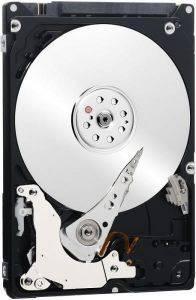 WESTERN DIGITAL WD7500BPKX 750GB BLACK SATA