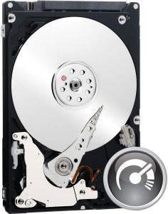 WESTERN DIGITAL WD5000BPKX 500GB BLACK SATA