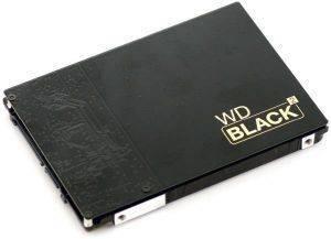 WESTERN DIGITAL WD1001X06XDTL BLACK  DUAL DRIVE 120GB SSD   1TB 2 5  SATA3