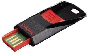 SANDISK SDCZ51-064G-B35 CRUZER EDGE 64GB USB2.0 FLASH DRIVE