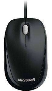 MICROSOFT COMPACT OPTICAL MOUSE 500 BLACK
