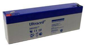 ULTRACELL UL2.4-12 12V/2.4AH REPLACEMENT BATTERY