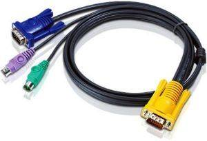 ATEN 2L-5203P PS/2 KVM CABLE 3M