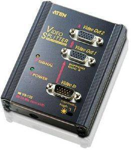 ATEN VS132 2-PORT VIDEO SPLITTER