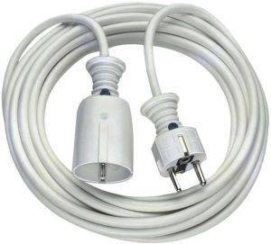 BRENNENSTUHL EXPANSION CABLE 5M WHITE