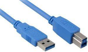 SHARKOON USB3.0 CABLE 3M BLUE