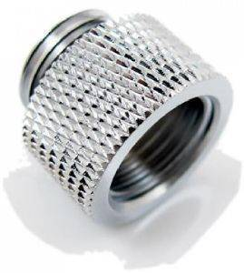 XSPC ADAPTER 1/4 INCH TO IG 1/4 INCH - CHROME