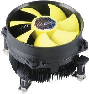 AKASA AK-CC7117EP01 K32 CPU COOLER FOR INTEL LGA775/LGA115X 92MM PWM FAN