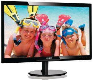PHILIPS 246V5LHAB/00 24'' LED MONITOR FULL HD WITH BUILT-IN SPEAKERS BLACK