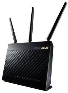 ASUS RT-AC68U DUAL BAND WIRELESS-AC1900 GIGABIT ROUTER