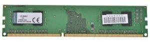 KINGSTON KVR13N9S6/2 2GB DDR3 PC3-10600 1333MHZ VALUE RAM υπολογιστές μνημεσ ddr3