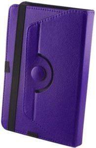 GREENGO UNIVERSAL CASE PU FOR TABLET 10'' ORBI 360 PURPLE