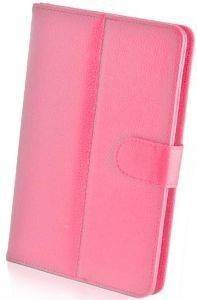 GREENGO UNIVERSAL CASE PU FOR TABLET 7'' PINK