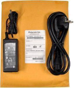 POLYCOM EU POWER SUPPLY FOR SOUNDPOINT IP 321/331/335/450