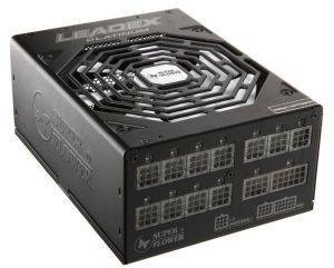 SUPER FLOWER LEADEX PLATINUM SERIES 1200W BLACK (SF-1200F-14MP BLACK) υπολογιστές τροφοδοτικα 1000 1500 watt