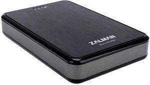 ZALMAN ZM-WE450 MOBILE WIRELESS HDD & POWER BANK WIFI HDD CASE