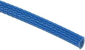 TECHFLEX FLEXO PET SLEEVE 6MM BLUE 1M