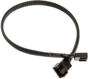 AKASA PWM EXTENSION CABLE SLEEVED 30CM