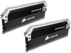 CORSAIR CMD16GX3M2A1600C7 DOMINATOR PLATINUM 16GB  2X8GB  DDR3 1600MHZ DUAL CHANNEL KIT