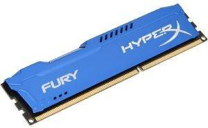 KINGSTON HX313C9F/4 4GB DDR3 1333MHZ HYPERX FURY BLUE SERIES