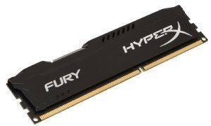 KINGSTON HX318C10FB/4 4GB DDR3 1866MHZ HYPERX FURY BLACK SERIES