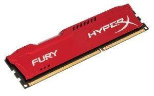KINGSTON HX318C10FR/4 4GB DDR3 1866MHZ HYPERX FURY RED SERIES