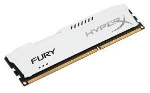 KINGSTON HX318C10FW/4 4GB DDR3 1866MHZ HYPERX FURY WHITE SERIES