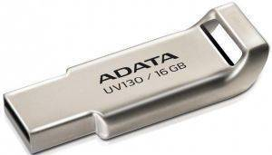 ADATA DASHDRIVE UV130 16GB USB2.0 FLASH DRIVE CHAMPAGNE GOLDEN